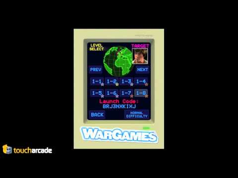 Video of WarGames: WOPR