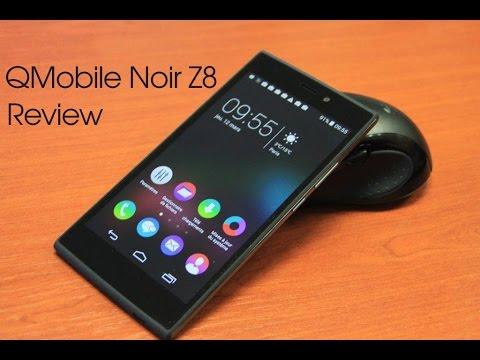 QMobile Noir Z8   World's Fastest Smartphone!