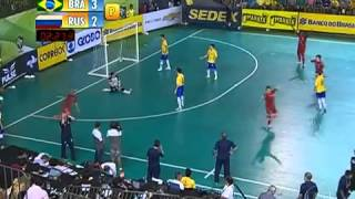 Video Futsal(FINAL) Brasil (4) 3 x 3 (2) Rússia -CAMPEÃO Grand Prix Futsal 2013 MP3, 3GP, MP4, WEBM, AVI, FLV Mei 2019