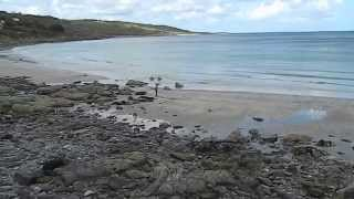 Coverack United Kingdom  City new picture : Coverack Bay, beach and harbour Lizard Peninsula Cornwall England UK