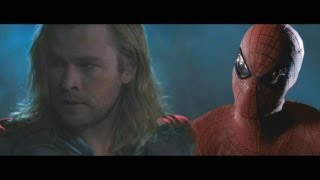 The Avengers 2 Trailer FAN MADE W/ Spider-man!