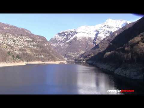 Diga della Verzasca in Ticino