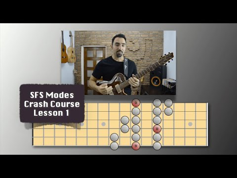 SCALES vs MODES – Learn the real difference! (Guitar Lessons) @EffectiveMusicPractice