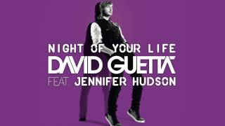 Thumbnail for David Guetta ft. Jennifer Hudson — Night Of Your life