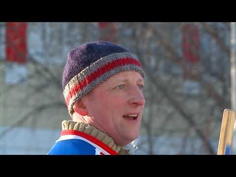 Русский хоккей - это хоккей в валенках!