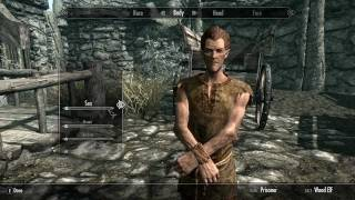 Skyrim Let's Play - Ep.1 Enter, Sonatius Of Psydup. [HD]
