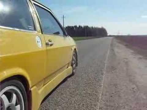 Турбо ваз 2108 видео