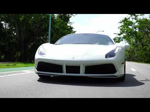 MC Customs | Ferrari 488