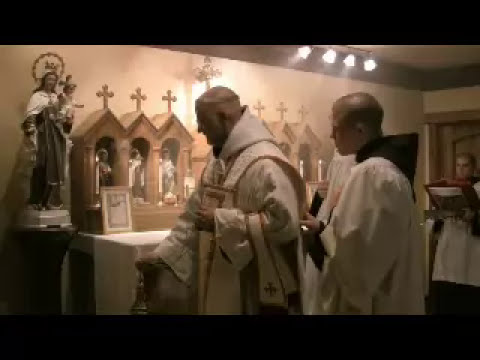 Carmelite Monks of Wyoming - Carmelites, New Mount Carmel