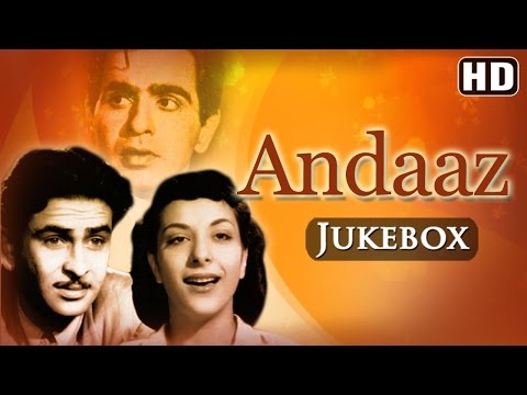 Video Andaaz All Songs {HD} - Dilip Kumar - Raj Kapoor - Nargis download in MP3, 3GP, MP4, WEBM, AVI, FLV January 2017