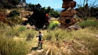 Видео к игре Black Desert из публикации: Beast Master готов покорять просторы Black Desert, Blader - следующий