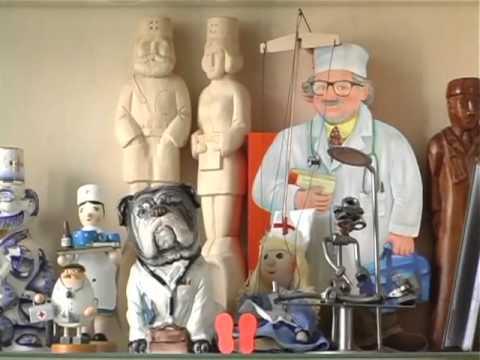 Эти интересные увлечения Коллекция врача М.Зиновьевой