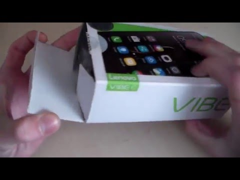Review Lenovo Vibe C A2020 (unboxing, design, perfomance, camera)