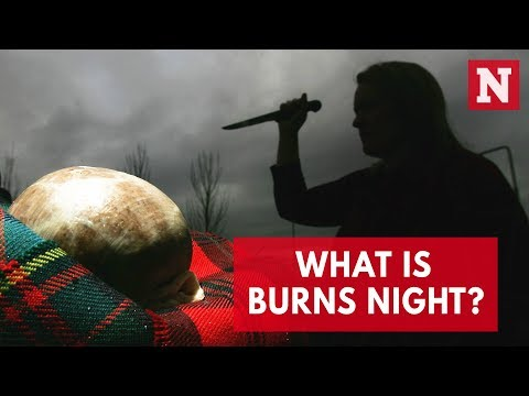 What Is Burns Night And Who Is Robert Burns?