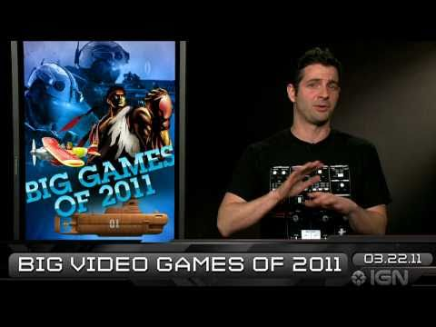 preview-New SpiderMan Game & Crysis 2 Launch - IGN Daily Fix, 3.22.11 (IGN)