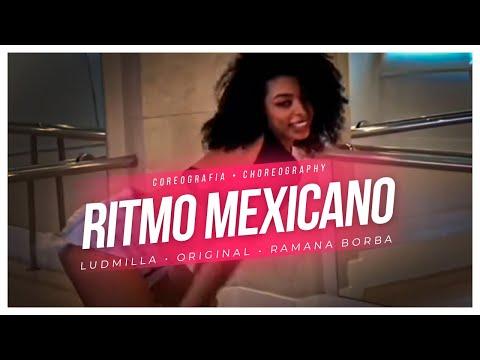 Ritmo mexicano - MC GW (Kondzilla) / Coreografia / Ramana Borba