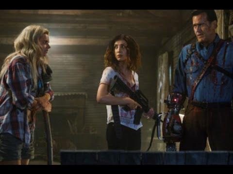 Ash Vs. Evil Dead Season 1 Episode 10 Review & After Show | AfterBuzz TV
