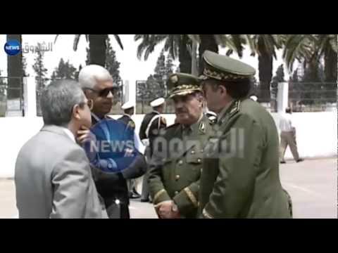 الشروق هذا هو الجنرال توفيق.. فيديو حصري