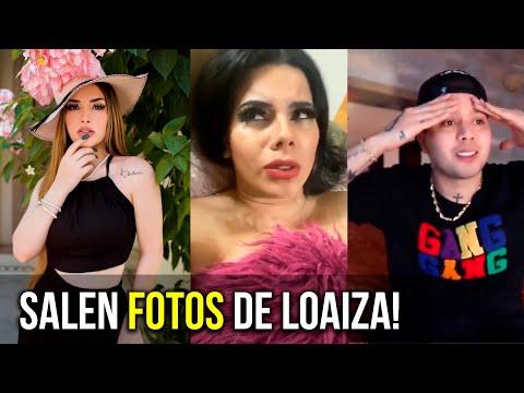 Se filtran las fotos de Kim Loaiza | Juan de Dios responde a César de Badabun