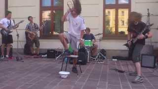 Video WALRUS - Beauty live - Hlavná Street Prešov