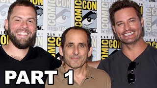 More Celebrity News ►► http://bit.ly/SubClevverNewsThe cast of Colony discuss season 3 and more at their panel at Comic Con 2017. For More Clevver Visit:There are 2 types of people: those who follow us on Facebook and those who are missing out http://facebook.com/clevverKeep up with us on Instagram: http://instagr.am/ClevverFollow us on Twitter: http://twitter.com/ClevverTVWebsite: http://www.clevver.com Add us to your circles on Google+: http://google.com/+ClevverNewsTweet Me: http://www.twitter.com/