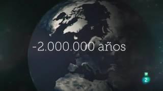Del australopithecus al homo sapiens