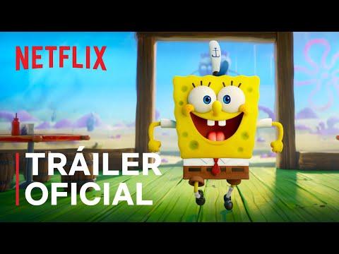 Bob Esponja: Al rescate   Tráiler oficial   Netflix