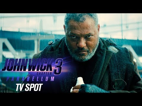 "John Wick: Chapter 3 – Parabellum (2019 Movie) Official TV Spot ""Bounty"" – Keanu Reeves, Halle Berry"
