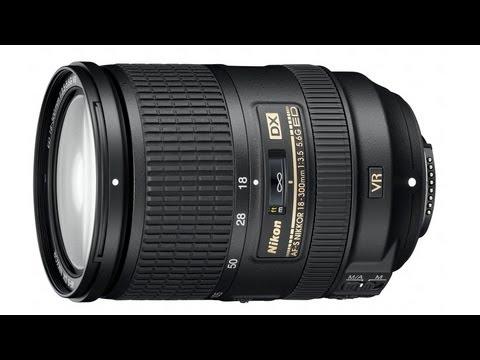 Nikon 18-300 f3.5-5.6G ED VR - Preview