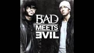 Bad meets Evil Fast lane CLEAN