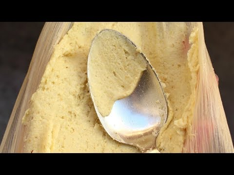 Tamale Masa with Oil | Mama Maggie's Kitchen