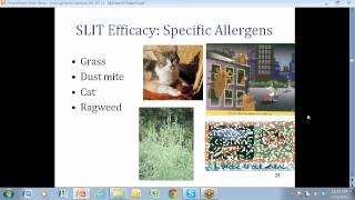 Sublingual Immunotherapy (Linda Cox, MD)