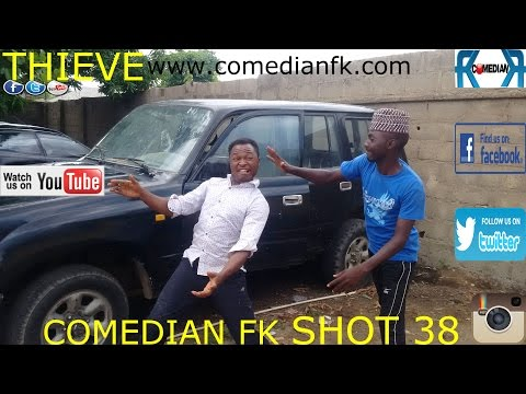 fk Comedy, THIEF. Emmanuella (Mark Angel Comedy) Try Not to Laugh