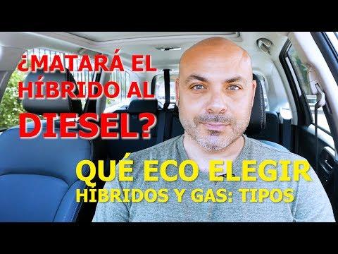 Alternativas ECO al DIESEL: Tipos de híbridos y bifuel (GAS) que puedes comprar
