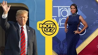 Video Trump Calls Omarosa A 'Dog'; Does She Now Have A Seat At The BBQ? MP3, 3GP, MP4, WEBM, AVI, FLV Agustus 2018