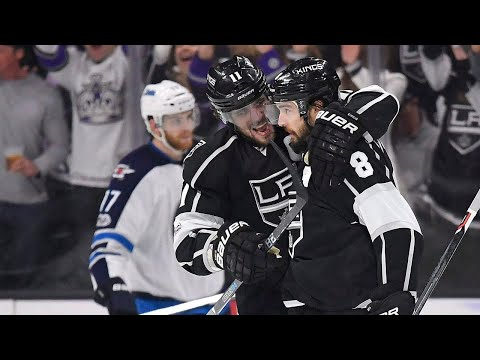 Video: Doughty wants to be King for life, but even Gretzky was traded