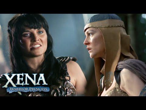 Najara and Xena Fight Again   Xena: Warrior Princess
