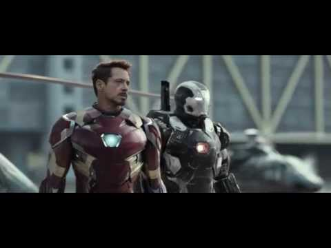 Captain America : Civil War (Bande-annonce 1 - VF)