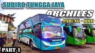 Video DRIVER MUDA & TAMPAN ?? On Board bus Sudiro Tungga Jaya aka Archiles MP3, 3GP, MP4, WEBM, AVI, FLV September 2018