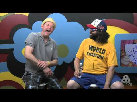 Judah Freidlander - David Koechner Is Your Best Friend Ep. 10 - Bonnaroo 2012 | Bonnaroo365