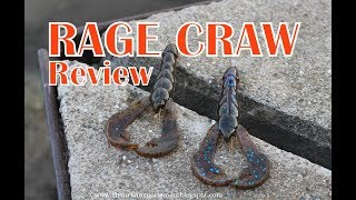 Video Strike King Rage Tail Craw Review (Underwater Footage!) - Tackle Review Tuesday MP3, 3GP, MP4, WEBM, AVI, FLV Agustus 2018