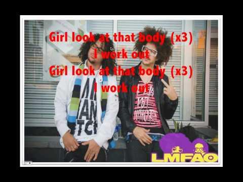 Songtext von LMFAO - Sexy and I Know It Lyrics