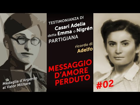 Adelia Casari - ricordo di Adelfo Maccaferri