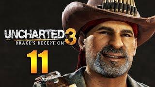 Wo bin ich hier?! •️ Uncharted 3: Drake's Deception Remastered Part 11 [German/Deutsch]