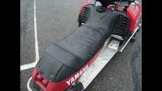 1. F/S 2004 YAMAHA SX VENOM ER with 2480 miles