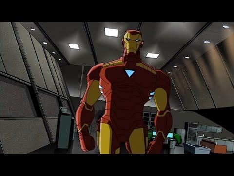 Iron Man 3 - Trailer Epic (Versión Animado) en Español Latino HD