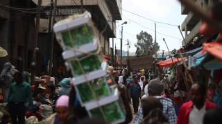 On The Road - Addis Ababa Ethiopia -