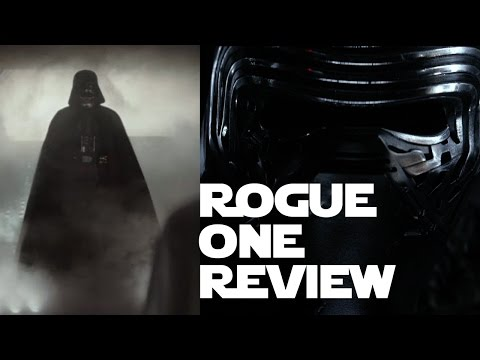 Kylo Ren Reviews Rogue One A Star Wars Story