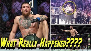 Video (BRAWL) Investigation What REALLY Happened Conor McGregor Khabib Post-Fight BRAWL UFC 229 MP3, 3GP, MP4, WEBM, AVI, FLV Februari 2019