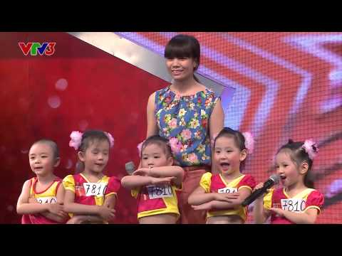 Vietnam's Got Talent 2014 - TẬP 2 ngày 5/10/2014